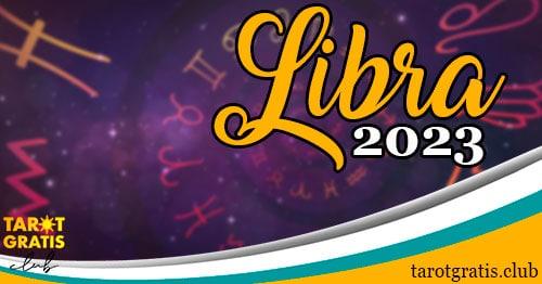 horoscopo libra de 2023 - tarot gratis club