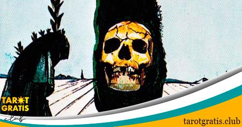 la Muerte - tarot gratis club