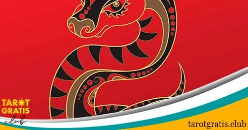 la serpiente en el horóscopo chino - tarot gratis club