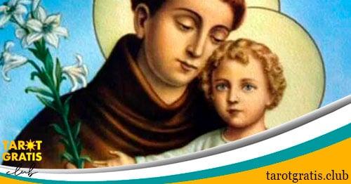 oración a San Antonio de Padua - tarot gratis club