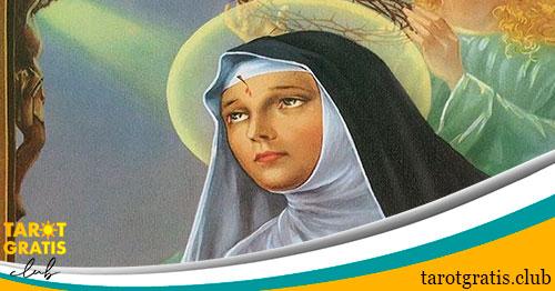 oración a Santa Rita de Casia - tarot gratis club
