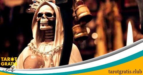 santa muerte - TarotGratis.club