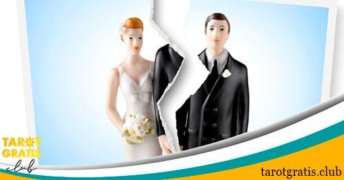 ritual para acelerar el divorcio - tarot gratis club