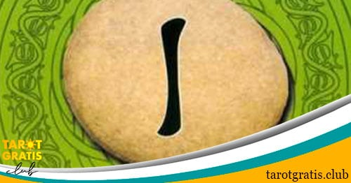 runa Isa - tarot gratis club