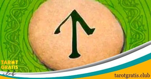 runa tyr - alfabeto runico - tarot gratis club