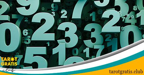 significado de números en numerologia - tarot gratis club