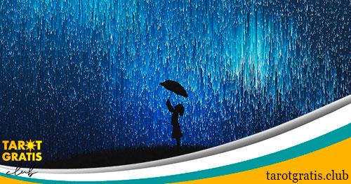 significado de soñar con lluvia o un paraguas - tarot gratis club