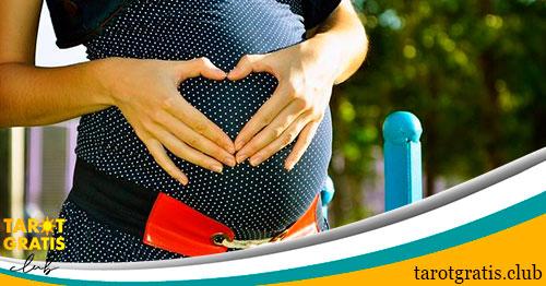 soñar con quedarte embarazada - tarot gratis club