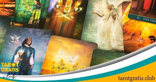 tarot de los angeles gratis - tarot gratis club