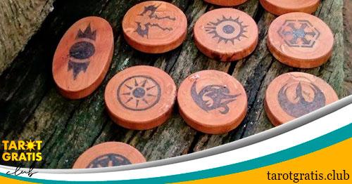 tipos de runas - tarot gratis club