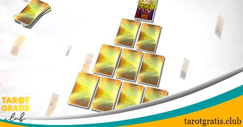 tirada de la piramide - tarot gratis club