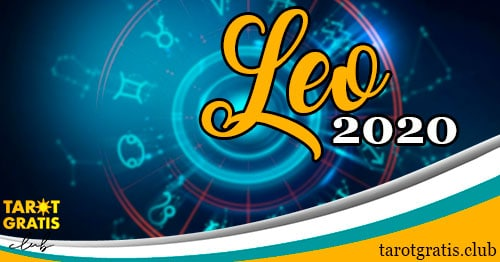 Horóscopo Leo de 2020 - tarot gratis club
