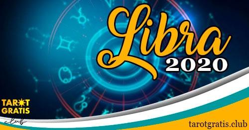 Horoscopo Libra de 2020 - tarot gratis club