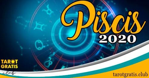 Horoscopo Piscis de 2020 - tarot gratis club