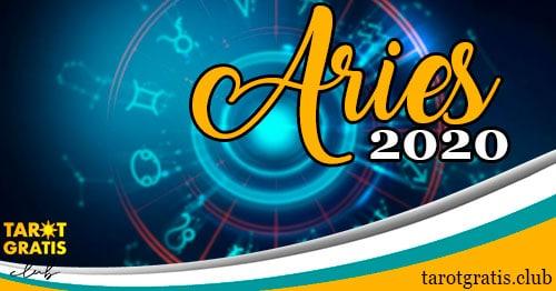 Horóscopo aries de 2020 - tarot gratis club