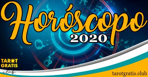 Horóscopo de 2020 - tarot gratis club