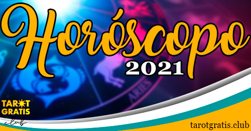 Horoscopo de 2021 - tarot gratis club