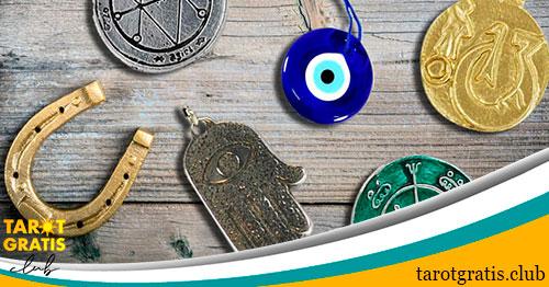 amuletos y talismanes - tarot gratis club