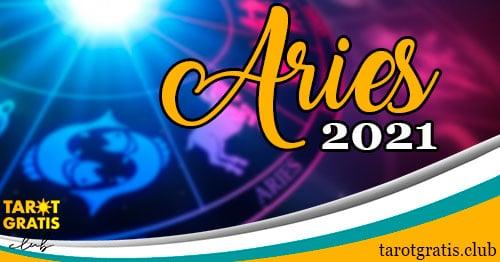 horoscopo Aries de 2021 - tarot gratis club