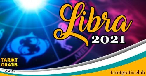 horoscopo Libra de 2021 - tarot gratis club