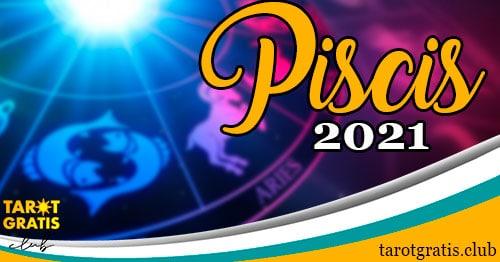 horoscopo Piscis de 2021 - tarot gratis club