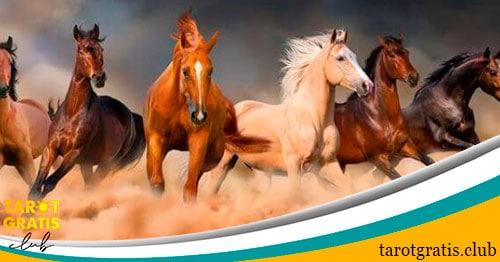 significado de los sueños con caballos - tarot gratis club